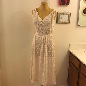 💥Dance& Marvel💥 100% cotton Knit hooded dress